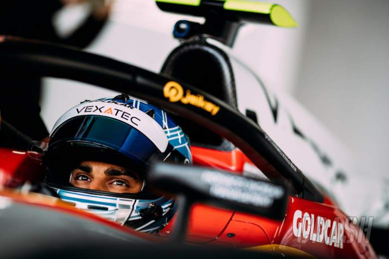 F2: Nissany completes Campos 2018 F2 line-up
