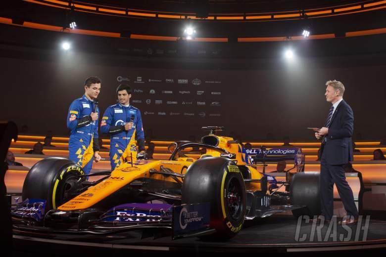 McLaren sets launch date for 2020 F1 car after Norris 'leak'