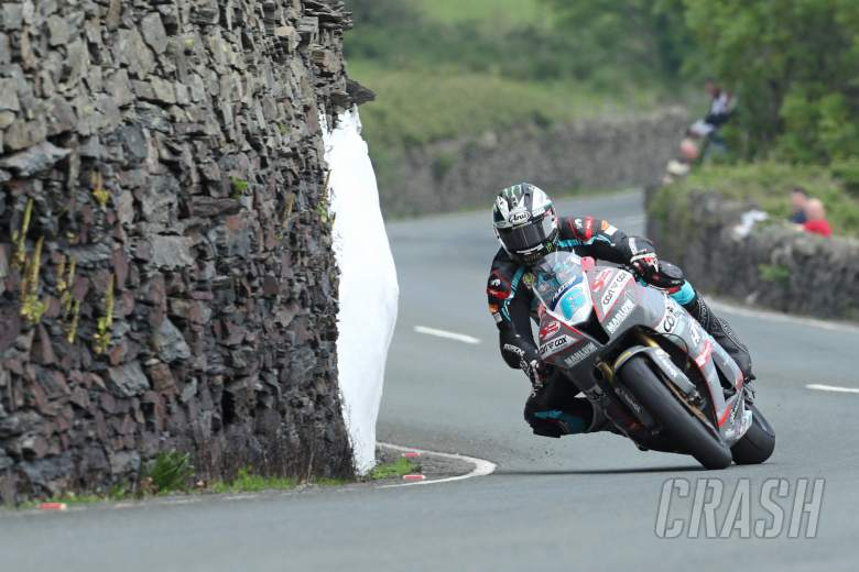 Isle of Man TT, - TT 2018: Dunlop clinches 17th win with Supersport success