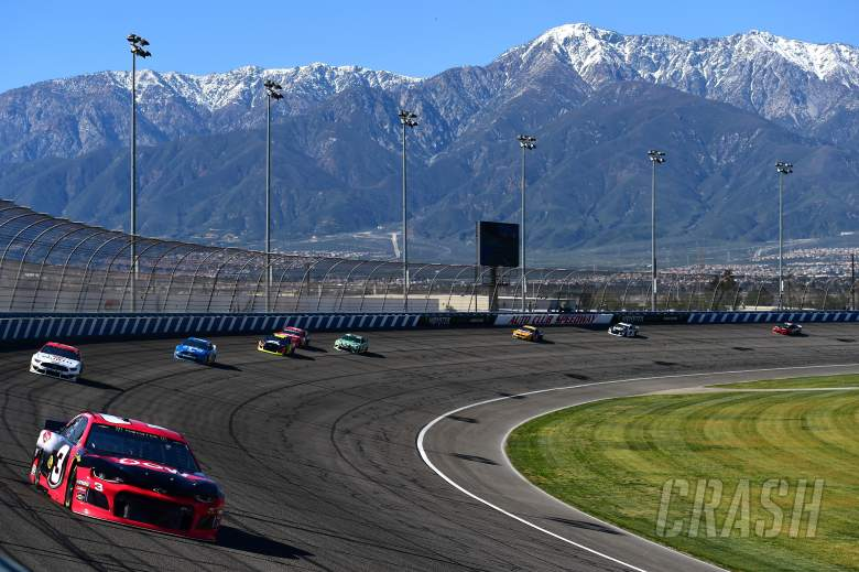 NASCAR: Auto Club 400 at Auto Club Speedway - Starting Lineup