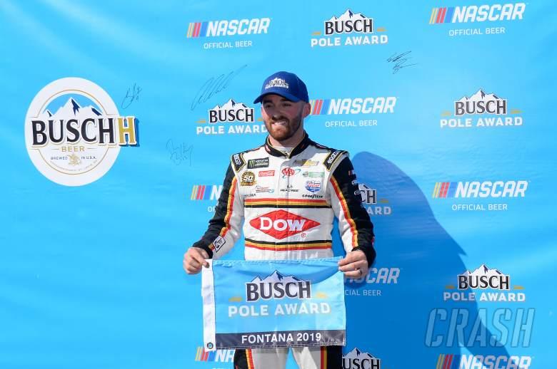NASCAR: Austin Dillon claims ACS pole after no one makes a time