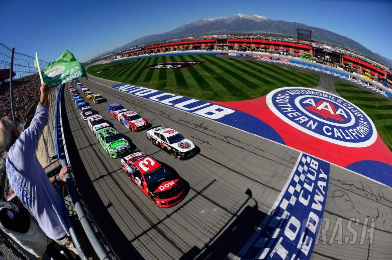 NASCAR: Auto Club 400 at Auto Club Speedway - Full Results
