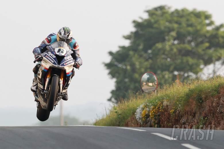 Isle of Man TT, - TT 2018: Michael Dunlop quickest on eve of Superbike race