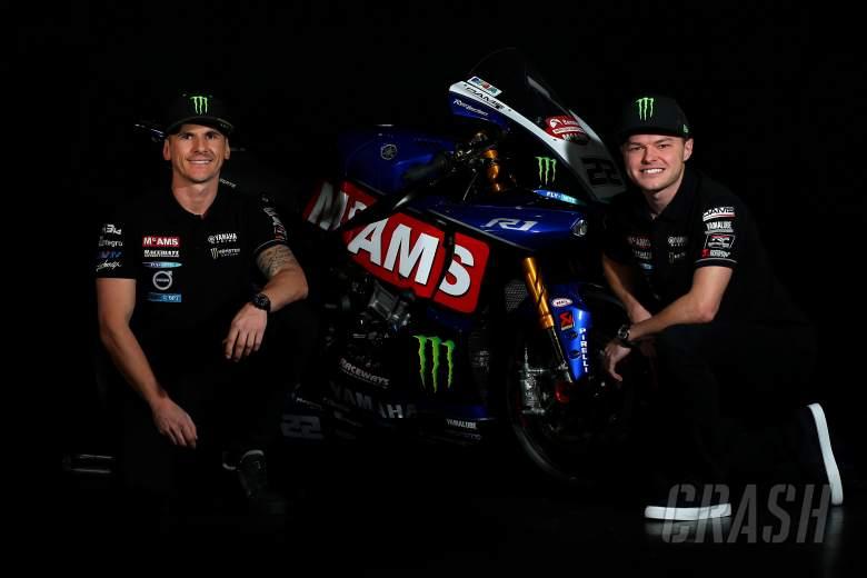 British Superbikes: Jason O'Halloran, Tarran Mackenzie, McAMS Yamaha,