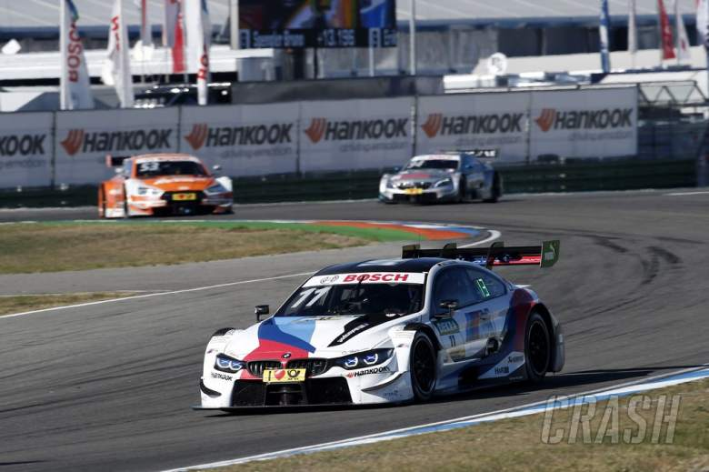 DTM: Wittmann secures final DTM pole of 2018