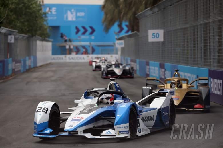 Formula E: BMW wary of Techeetah pace in Ad Diriyah 2018/19 FE opener