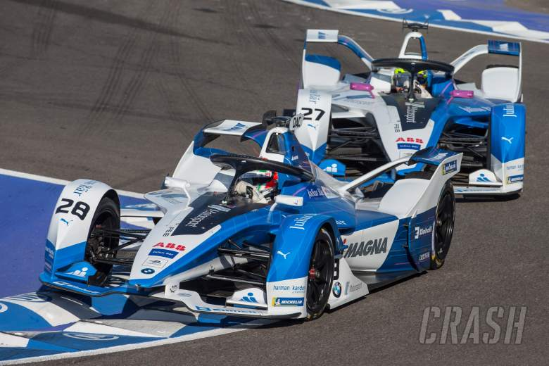 Formula E Da Costa Accepts Blame For Bmw Fe Clash In Marrakesh News