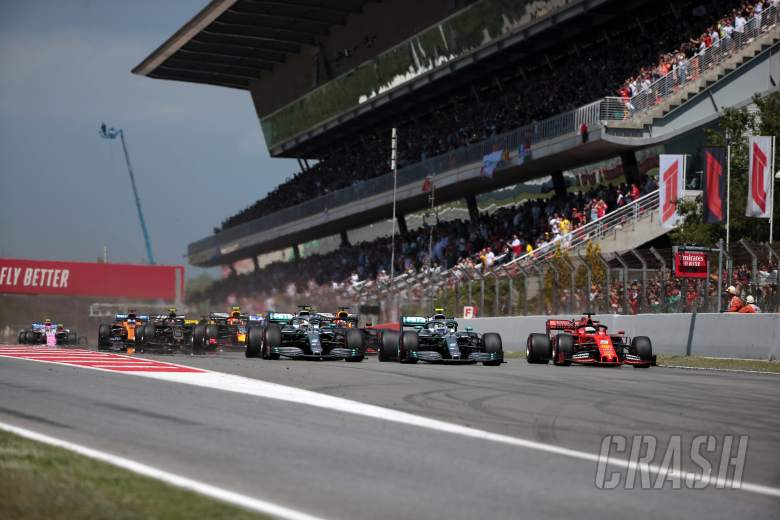 Mercedes: Bottas' poor start not caused by F1 car issue