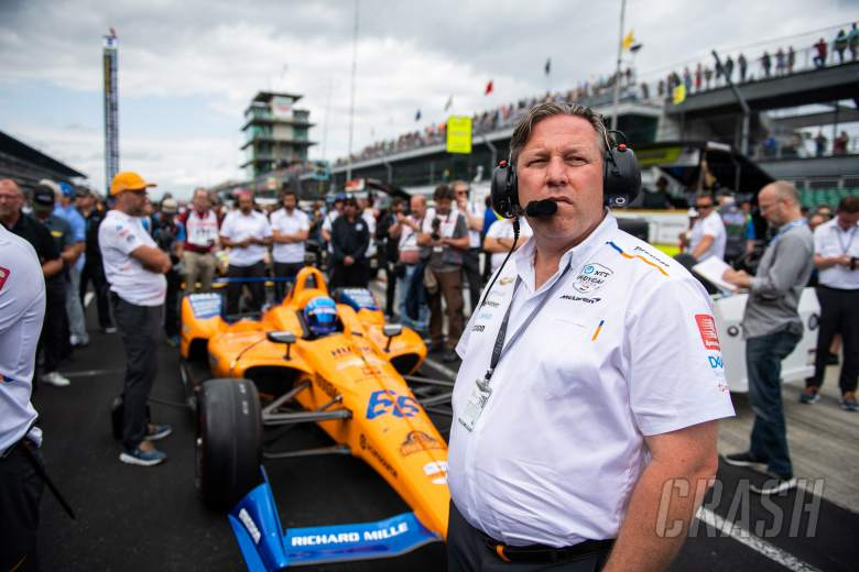 """Lack of execution"" behind McLaren's Indy 500 failure"