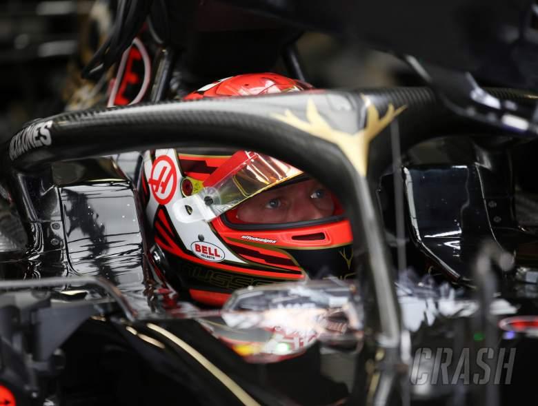 Rich Energy, stag logo, Haas, F1,