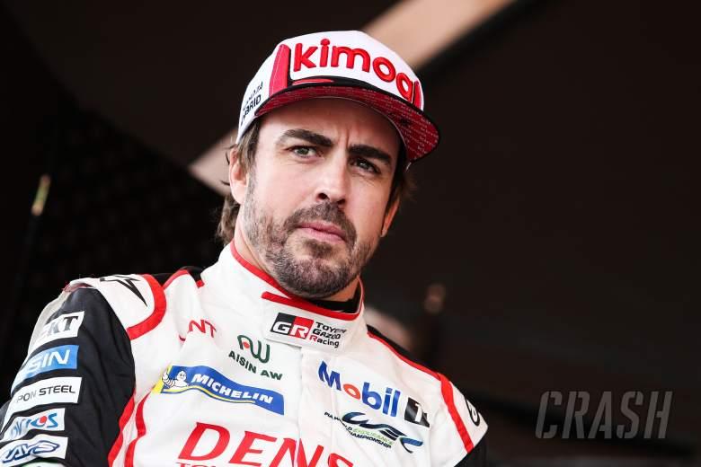 Fernando Alonso, Toyota Gazoo Racing, WEC, Le Mans,