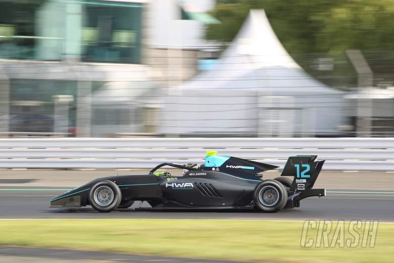 HWA Racelab, F2, F1,
