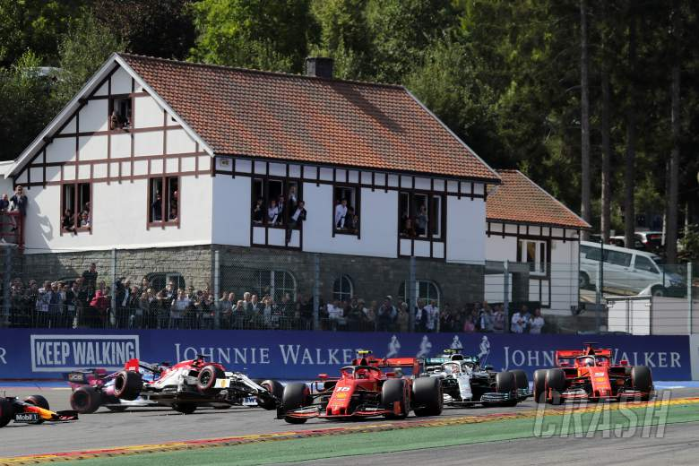 Verstappen: Raikkonen didn't expect me to be at Turn 1