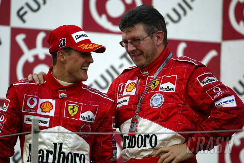 F1: Schumacher's manager on how he redefined F1 standards