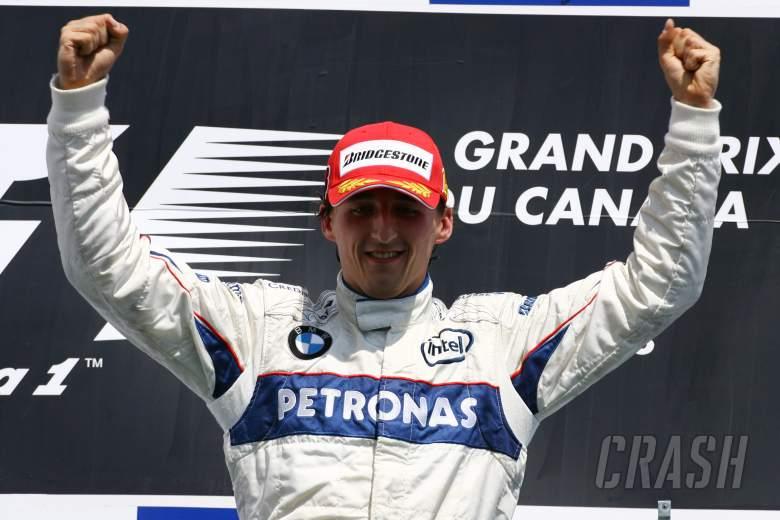 F1: Remembering Kubica's F1 win 10 years onin Canada