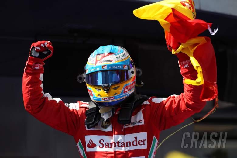 F1: The last time Fernando Alonso won a race...
