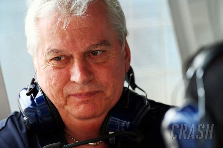 F1: Pat Symonds, F1,