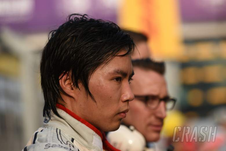 Formula E: Ma Qing Hua replaces Filippi for Paris Formula E