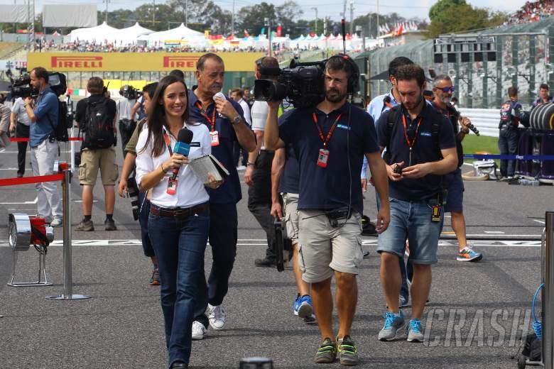 F1: F1, Movistar+,
