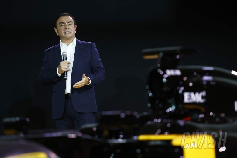 Carlos Ghosn, Renault, F1,
