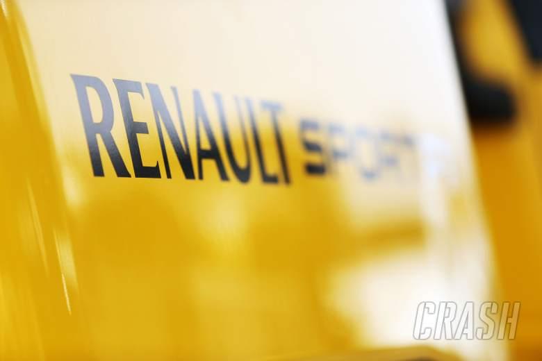 Renault, logo, F1,