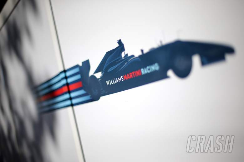 F1: Williams, logo,