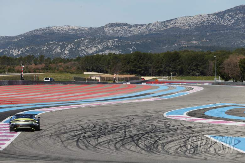 Sportscars: 35 cars confirmed for WEC Paul Ricard Prologue
