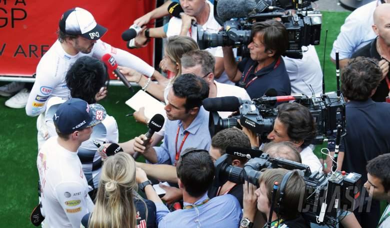 F1 TV pen