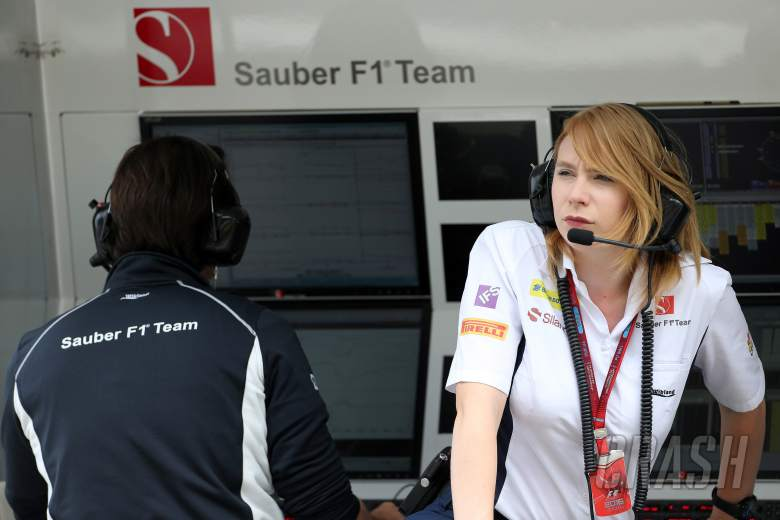 F1: The story behind F1's gender pay gap
