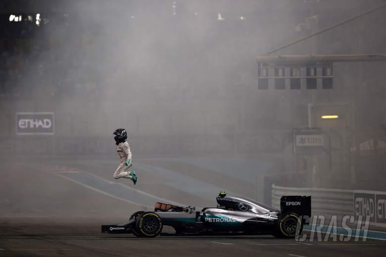 F1: Nico Rosberg, Abu Dhabi GP, Mercedes, 2016,
