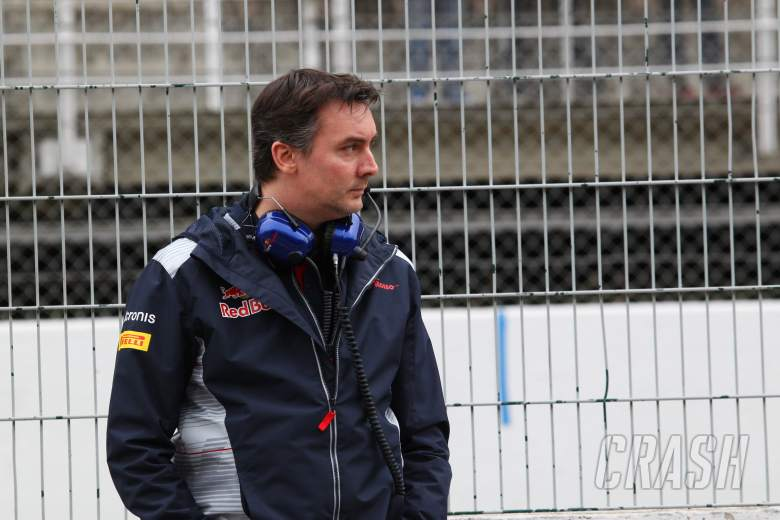 F1: James Key extends Toro Rosso F1 contract
