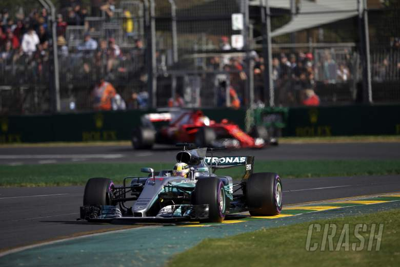 F1: Hamilton opts for most aggressive Australian GP tyre picks