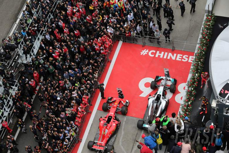 F1: Lewis Hamilton, Sebastian Vettel, Chinese GP, F1,