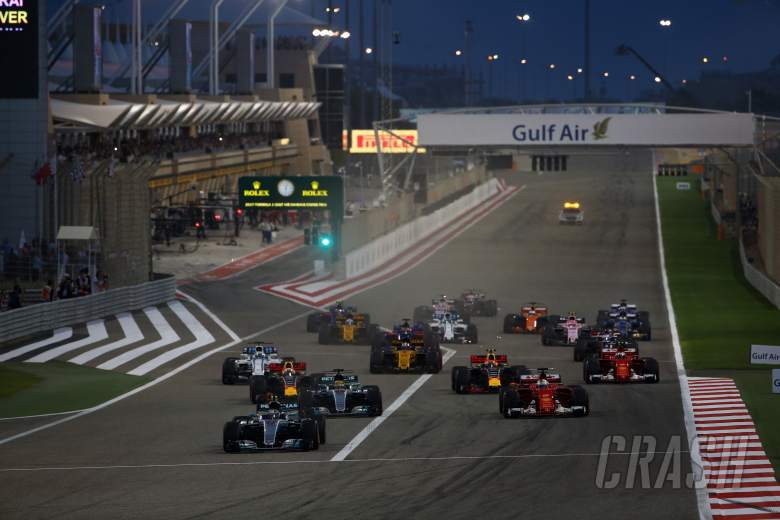 F1, Bahrain GP, start,