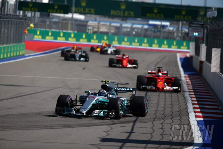 F1: When is the F1 Russian GP and how can I watch it?