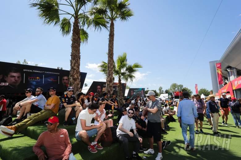 F1: F1 Fan Festival format returns for Belgian GP