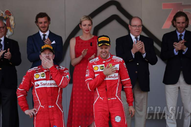 F1: Raikkonen: People tried to make a big story out of Monaco 2017 defeat