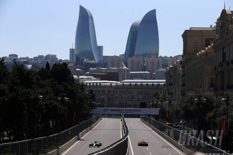 F1: Baku, Azerbaijan Grand Prix,