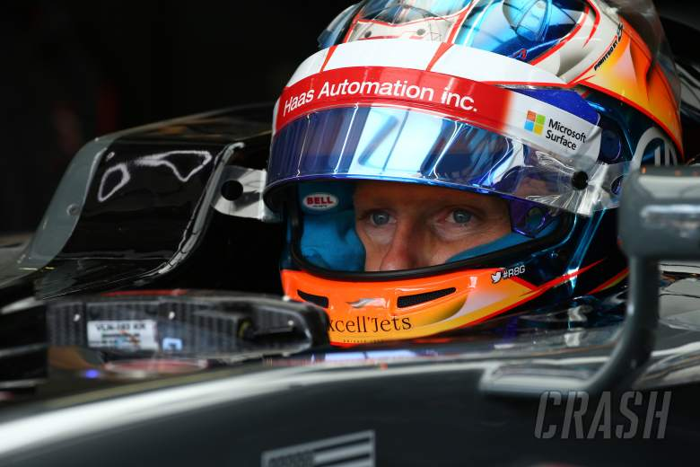 F1: Romain Grosjean - Haas F1 Team