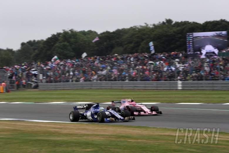 Force India, Sauber,