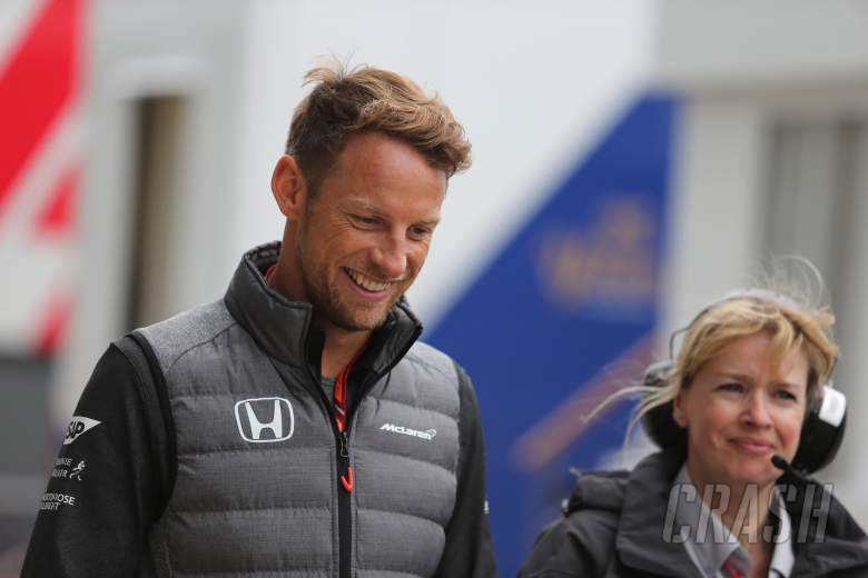 F1: Honda confirms Button's Super GT team for 2018