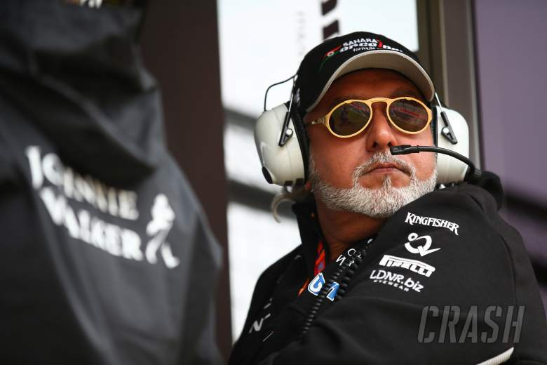 Mallya proud of Force India F1's 'best of the rest' tag