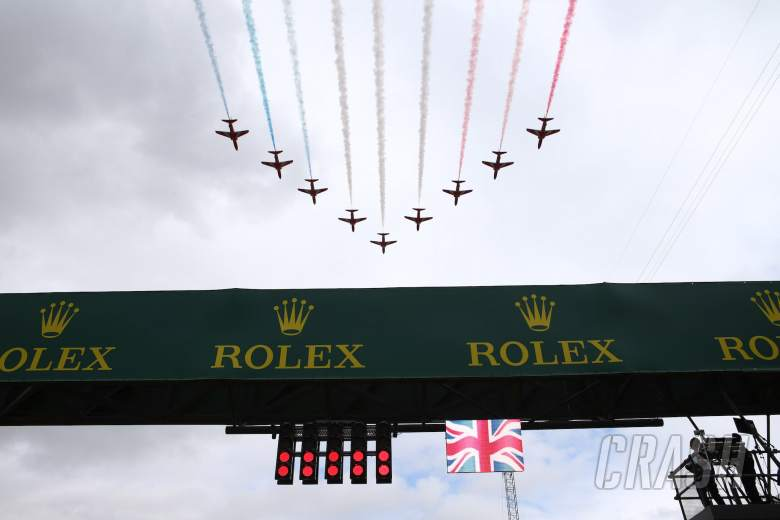 F1: Formula 1 Gossip: F1 to axe British GP?
