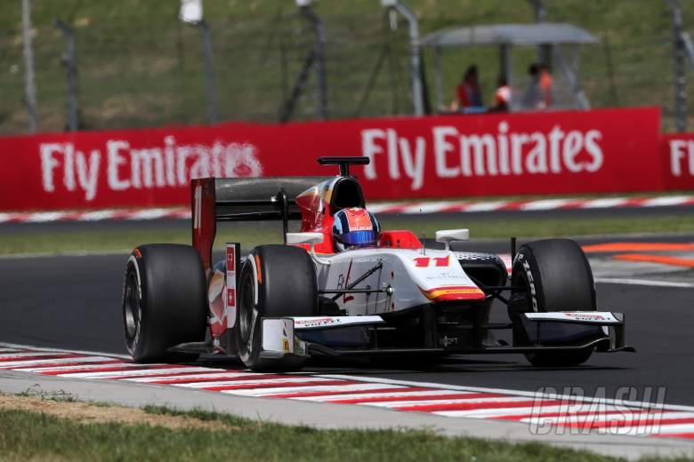Boschung joins F2 squad MP Motorsport for 2018