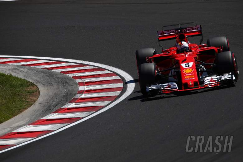 Hungarian GP, - F1 Post-Hungarian Grand Prix test results [Day 2]