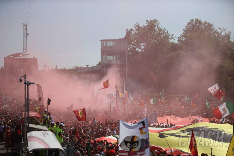 F1 confirms new five-year Italian GP deal at Monza