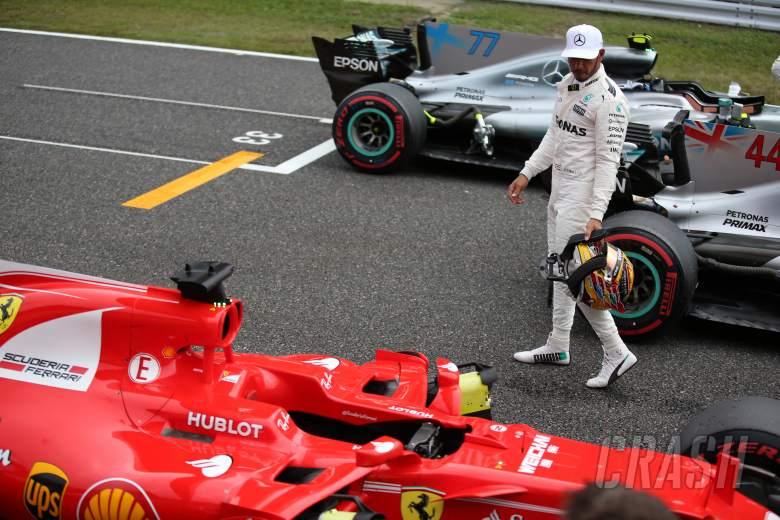 F1: Lewis Hamilton, Mercedes, Ferrari,