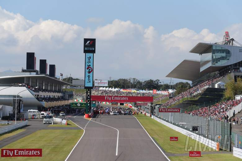 F1 announces Japanese GP contract extension to 2021