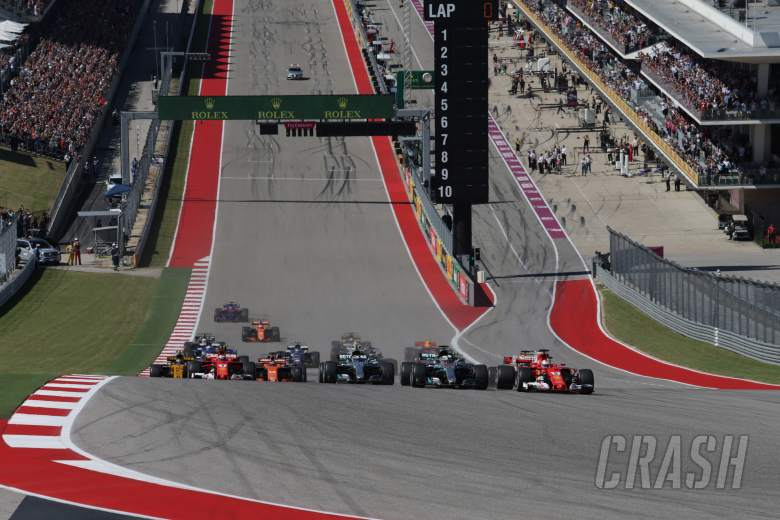 F1: Circuit of the Americas, F1, IndyCar,