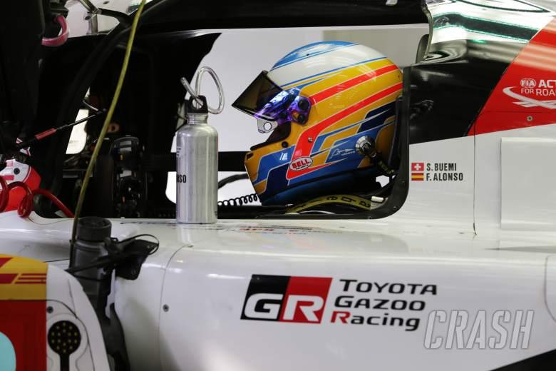 Fernando Alonso, Toyota, WEC,